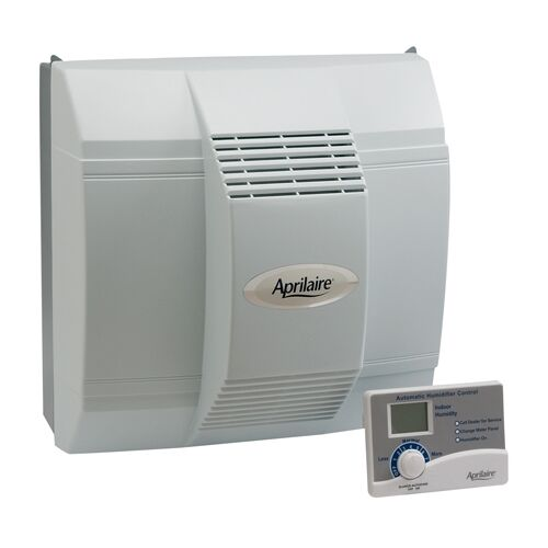 Aprilaire 550 humidifier not working