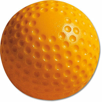 "MacGregor® 9"" Yellow Dimpled Baseball (12 pack) **safe for aluminum bats**"