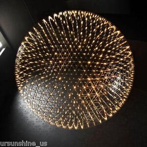 Large Moooi Design Hanging Pendant Light Chandelier 42 LED Living Dining Bedroom
