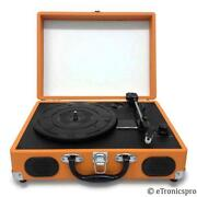 Battery Record Player
