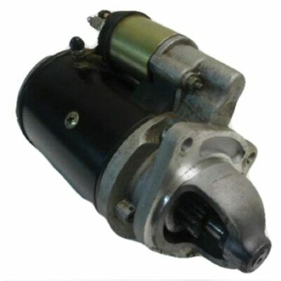 Fordnew Holland Tractor Starter - 81866002 81868126 81870754