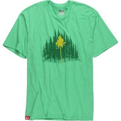 NWT Meridian Line Aspen Leaves T-Shirt - Men's (Meridian Line)