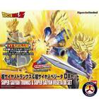 Dragon Ball Z Character Figurine Model Building Toys