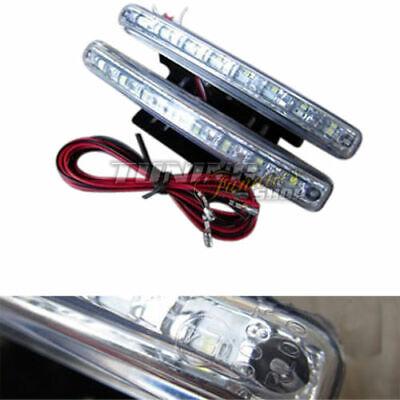 Für viele Fahrzeuge LED SMD Tagfahrleuchten Tagfahrlicht E4 R87 Modul INTEGRIERT