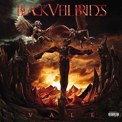 BLACK VEIL BRIDES CD - VALE [EXPLICIT](2018) - NEW UNOPENED - ROCK METAL