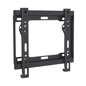 """Fixed TV wall mount ULTRA-SLIM for PLASMA LCD LED 23""""-42"""""""