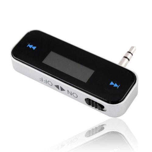 iphone 5 fm transmitter iphone radio transmitters ebay. Black Bedroom Furniture Sets. Home Design Ideas