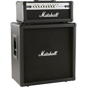 Marshall MG100HCFX with slant cab