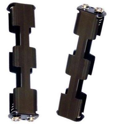 Set Of 2 - Aa Battery Holders For Garrett At Pro Gold Metal Detector Detecting