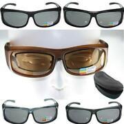 Wrap Around Glasses