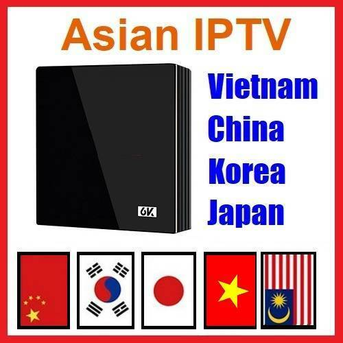 VIETNAMESE IPTV Android Smart TV Box | TV Accessories