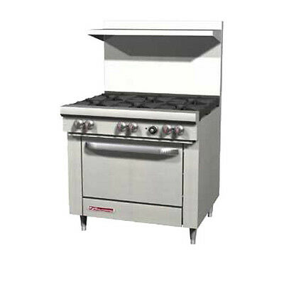 Southbend S36c 36 S-series Gas Restaurant Range