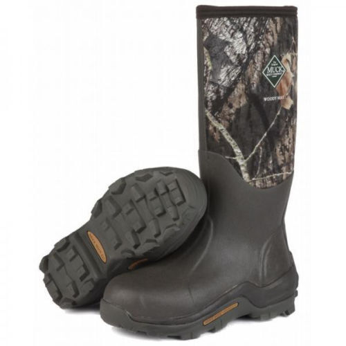 Adult Muck Boots Woody Max Camo Winter Outdoor Waterproof Hunting Boot