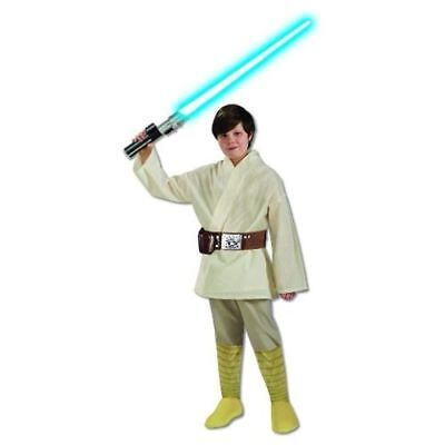 boys SMALL 4-6 LUKE SKYWALKER Star Wars Halloween - Boys Luke Skywalker Costume