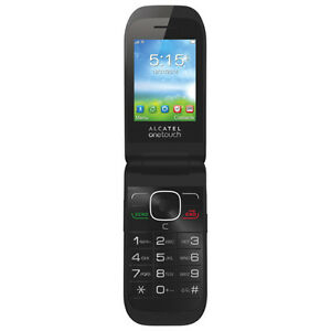 Alcatel OneTouch A392A /LG A341 Flip Cell Phone for Telus/Koodo