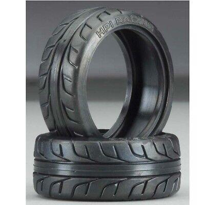 HPI Racing 4405 T-Grip Tire 26mm (2) E10 Ford / Nitro 3 drift