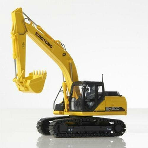 Die Cast Model Excavator | eBay