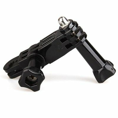 Three-Way Pivot Arm Assembly Extension Adapter+Thumb Knob For GoPro Hero 2 3 LW