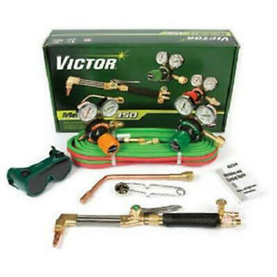 Victor 0384-2692 Medalist 350 Af510lp Edge Propane Cutting Torch Outfit