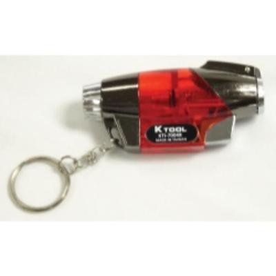 K Tool International Kti70048 Micro Butane Turbo-lite Windproof Torch Lighter