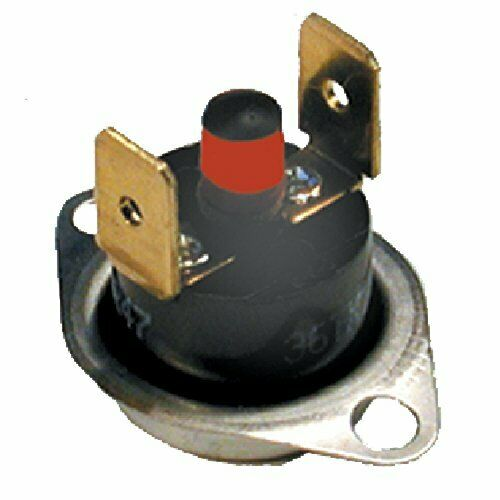 SUPCO SRL250 Thermostat Manual Reset Rollout Limit Switch, 250 Degree F Cut O...