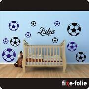 Kinderzimmer Fußball