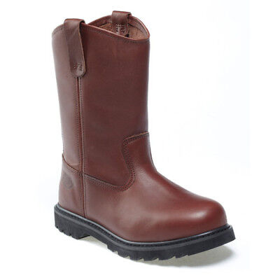 Dickies Industrial Rigger Boot Brown (FD25000) BRAND NEW! Industrial Rigger Boot
