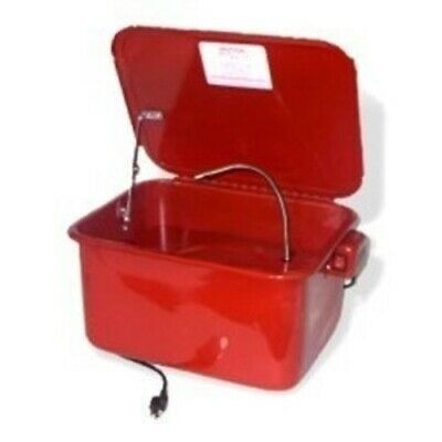 Small Solvent Parts Washer Cleaner Tank Bench Table Top