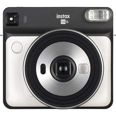 Fujifilm Instax Square Sq6 Sofortbildkamera - Perlweiss
