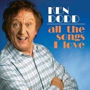 KEN DODD ALL THE SONGS I LOVE 3-CD SET (2005)