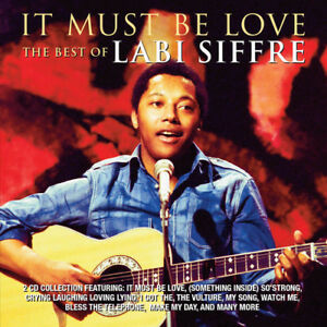 Labi Siffre : It Must Be Love: The Best of Labi Siffre CD (2016) ***NEW***