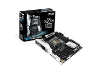 Asus X99-S ATX Motherboard (5x PCI Express 3.0, DDR4 Quad Channel, Socket 2011)