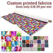 Animal Curtain Fabric