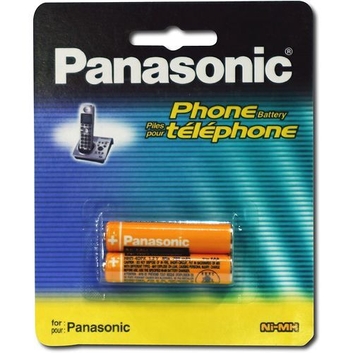 OEM Panasonic HHR-4DPA/2B Cordless Phone Battery (Replaces HHR-55AAABU)