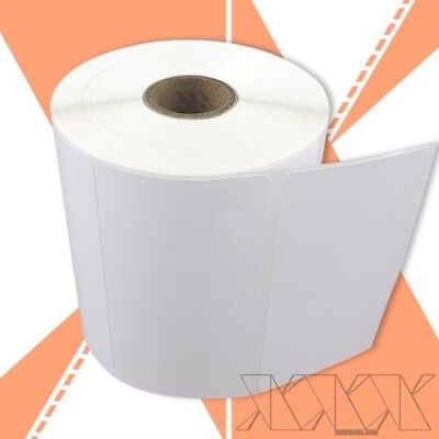 20 Rolls 4x2 Direct Thermal Labels Zebra Compatible Perforated 750rl