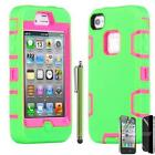 iPhone 4 4S Rugged Combo Case