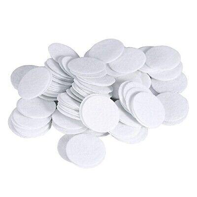 100 Pcs Cotton Filters Pad For Diamond Micro dermabrasion Blackhead Machine