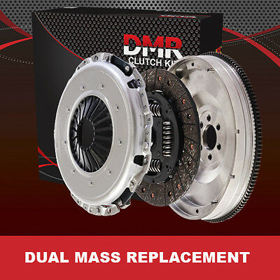 Audi A6 Dual Mass Replacement Flywheel Clutch Kit  (Solid Flywheel)