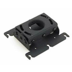 Chief RPA203 Custom Projector Mount - 50 lb - Black - TAA Compliance