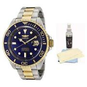 Invicta Mens Watch Two Tone