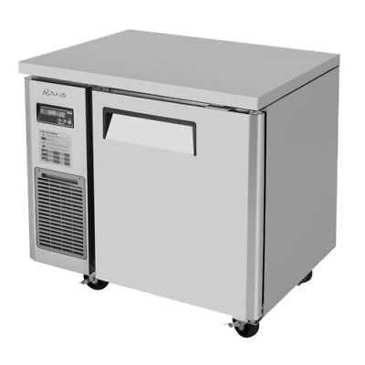 Turbo Air Jur-36-n6 Stainless Under Counter Refrigerator Replaces Jur-36