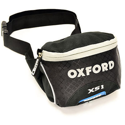 OXFORD XS1 Motorcycle Motorbike Luggage Waist Pack / BUM Bag Carrier Luggage