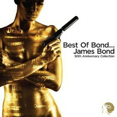 Best Of Bond... James Bond 50th Anniversary