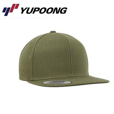 Yupoong Classic Snapback Snapback Cap Uni/One Size Buck Buck Cap