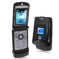 Motorola Razr V3i - Nero Nuovo, Rigenerato Perfetto - motorola - ebay.it
