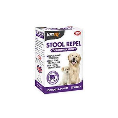 M&C VetIQ Stool RepelUM Coprophagia Aid Stops Dogs Eating Stools Poo