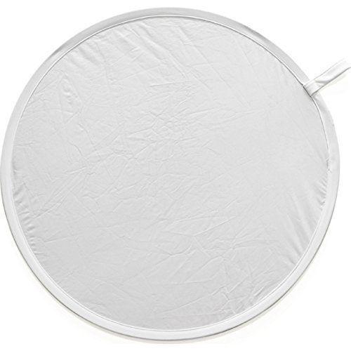 """Calumet 22"""" Translucent White ZipDisc"""