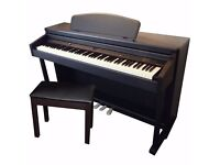 Axus D2 Digital Piano with Bench