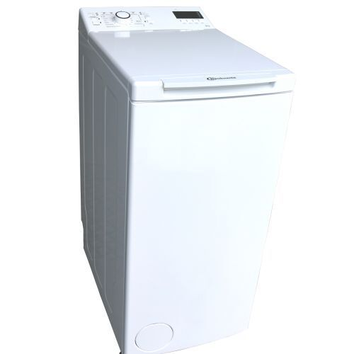 Bauknecht WAT PRIME 652 DI Toplader Waschmaschine 6 Kg A