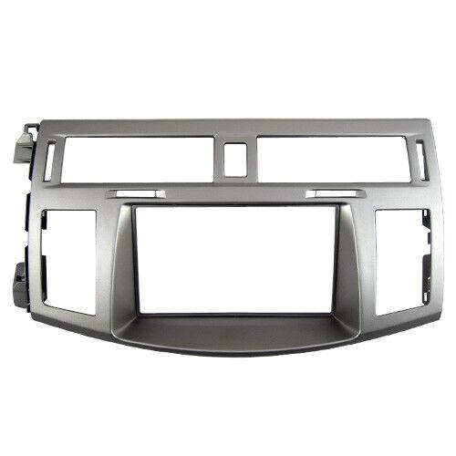 Car Radio Fascia Stereo Trim Dash Kit for TOYOTA Avalon 2DIN Facia Plate Cover